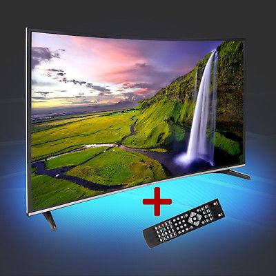 Denver LED-5573K UHD 4K TV Fernseher Curved 140cm (55