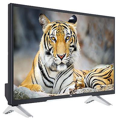 JVC LT-32VH53A LED Fernseher - 32 Zoll Smart TV - HD Ready Triple Tuner WLAN