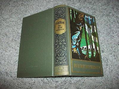 Karl May Verlag  -  Der Waldschwarze - Bd.44