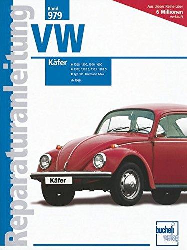 VW Käfer (Reparaturanleitungen)
