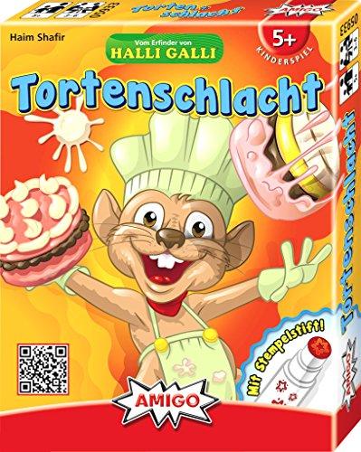 Unbekannt AMIGO 05933 - Tortenschlacht