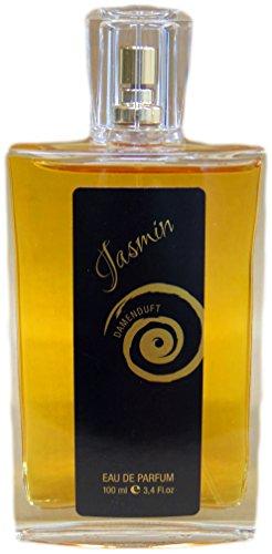 Jasmin Parfum - Eau de Parfum 100 ml. - Damenduft von Allgäu Power - Deutsche Herstellung