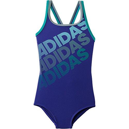 adidas Performance Kinder Badeanzug blau 170