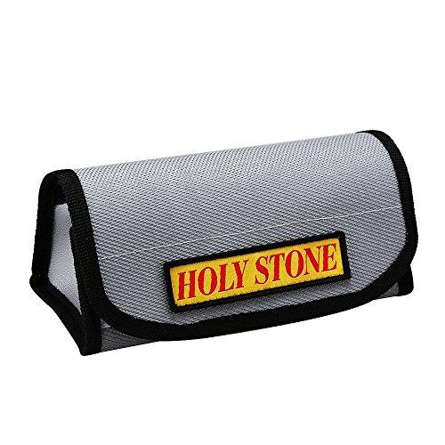 Holy Stone Schutzbeutel besser Schutz bei der Aufladung und der Lagerung des Akkus für alle Batterie HS170, F181, Hs200