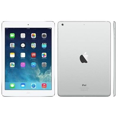 Apple iPad Air - 32GB - WiFi - weiß - 2. Wahl