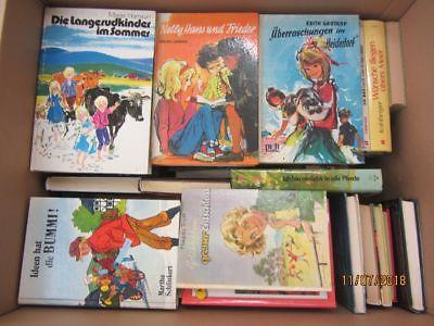 62 Bücher ältere Kinderbücher ältere Jugendbücher ältere Jugendromane Paket 1