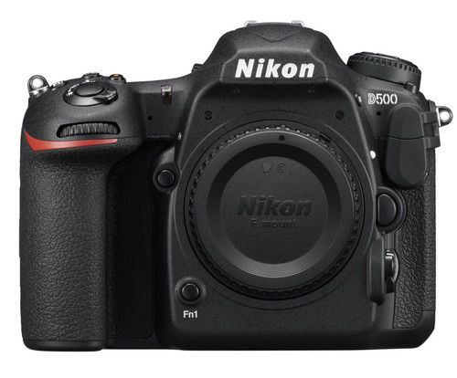 Nikon D500 20.9 MP SLR-Digitalkamera - Schwarz (Nur Gehause) - TOP