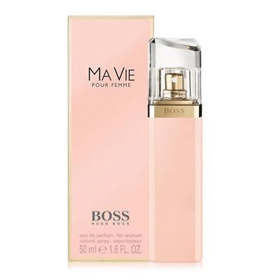 Hugo Boss Ma Vie 50ml EDP Spray Retail Boxed Sealed