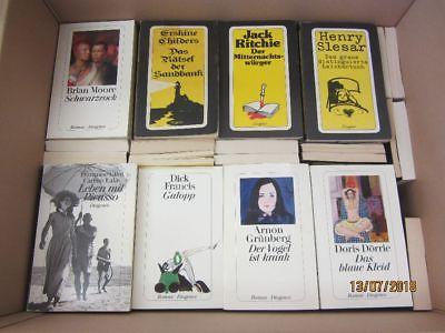 87 Bücher Taschenbücher Diogenes Verlag