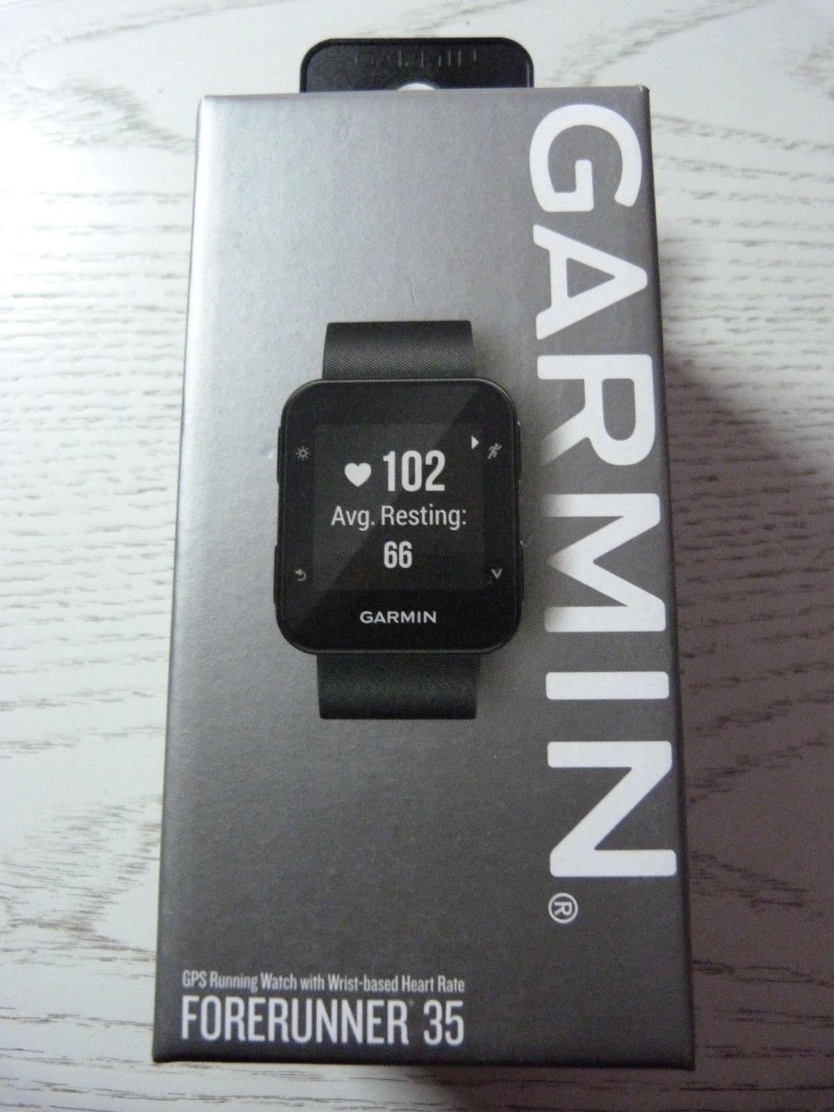 GARMIN Forerunner 35 GPS Laufuhr NEU