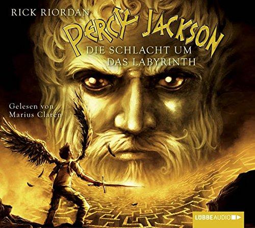 Percy Jackson - Teil 4: Die Schlacht um das Labyrinth.