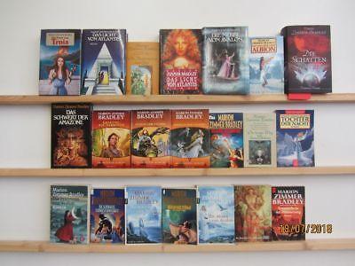 Marion Zimmer Bradley 21 Bücher Romane Fantasyromane Science Fiction Romane