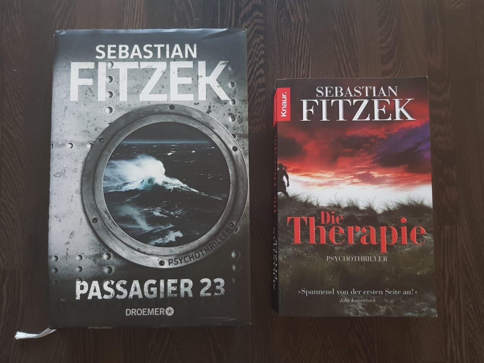 Sebastian Fitzek Büchersammlung I Psychothriller I Konvolut Bücher I