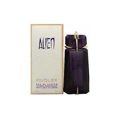 Thierry Mugler Alien Refillable 90ml EDP Spray Retail Boxed Sealed