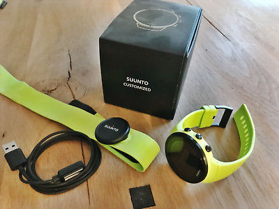 Suunto Spartan Ultra Customized