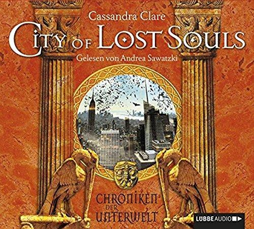 City of Lost Souls: Chroniken der Unterwelt 5.