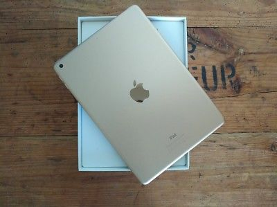 Apple 9.7 Zoll iPad 5. Generation Wi-Fi 32 GB Gold Tablet PC Computer