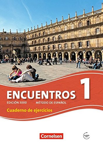 Encuentros - 3. Fremdsprache - Edición 3000 / Band 1 - Cuaderno de ejercicios mit Audio-Materialien