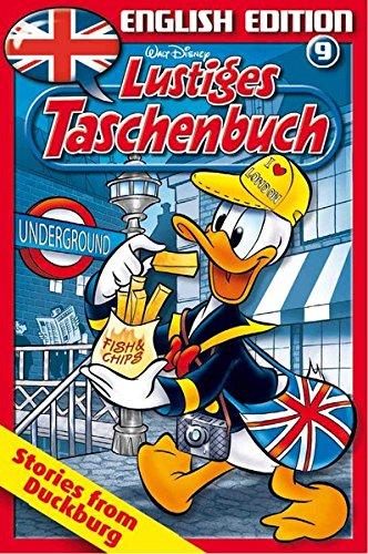 Lustiges Taschenbuch English Edition 09: Lustiges Taschenbuch Sonderedition