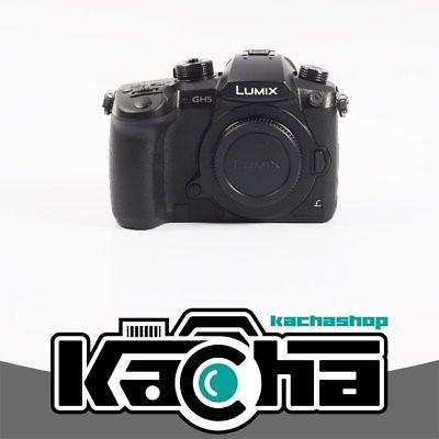 NEU Panasonic Lumix DC-GH5 Mirrorless Digital Camera (Body Only)