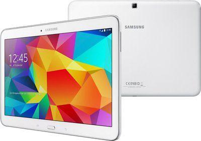 Samsung GALAXY Tab 4 10.1 WiFi WLAN weiß 16GB Android Tablet PC 10,1