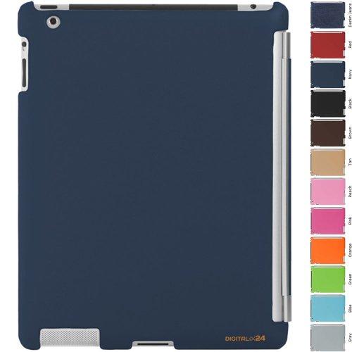 HyperShield Snap-On Back Cover for iPad 2 HS2-NAVY NAVY BLAU DUNKELBLAU Schutzhülle für Apple iPad 2 Rückseite iPad2 Hülle Case