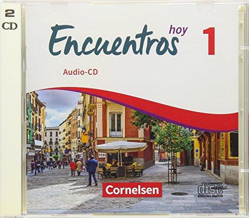 Encuentros - 3. Fremdsprache - Hoy: Band 1 - Audio-CDs