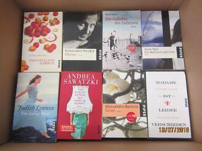 66 Romane  Bücher Taschenbücher Piper Verlag
