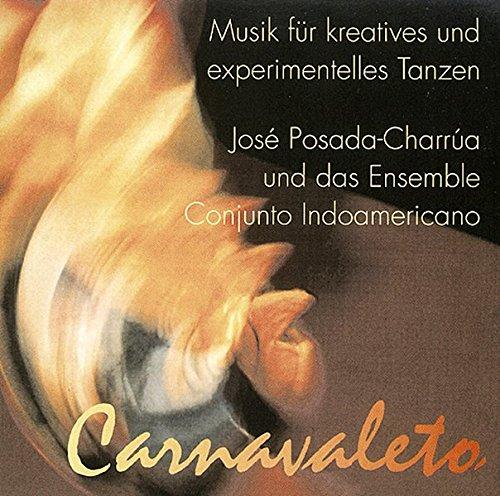 Carnavaleto: Fidula-CD: Musik für kreatives und experimentelles Tanzen