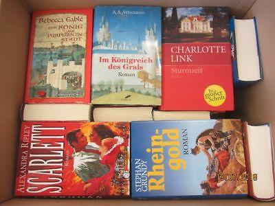 29 Bücher Romane historische Romane Top Titel Bestseller Paket 2