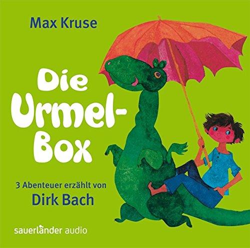 Die Urmel-Box: Urmel aus dem Eis / Urmel spielt im Schloss / Urmel fliegt ins All