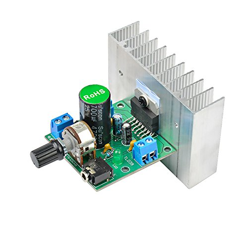 aiyima tda7377Stereo 2.0Dual Channel Audio Verstärker Board 35W + 35W Bücherregal Lautsprecher Verstärker Board DC AC 12V