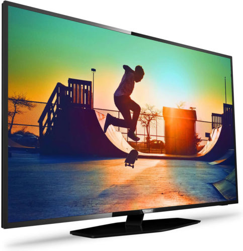 PHILIPS 55PUS6162/12 LED TV 139cm 4K UHD Triple Tuner Smart TV CI+ B-Ware