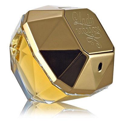 Paco Rabanne Lady Million 80ml EDP Spray for Her Brand New