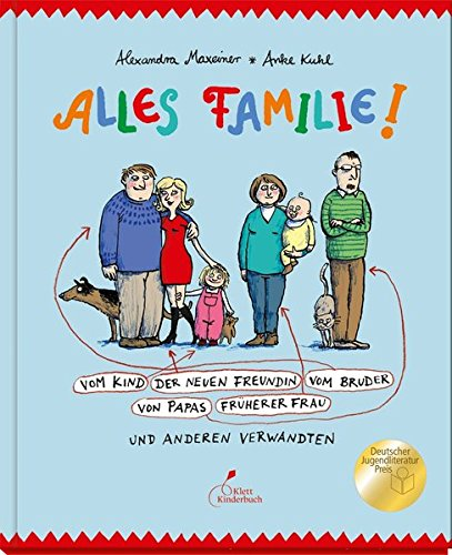Alles Familie!: Vom Kind der neuen Freundin vom Bruder von Papas früherer Frau und anderen Verwandten