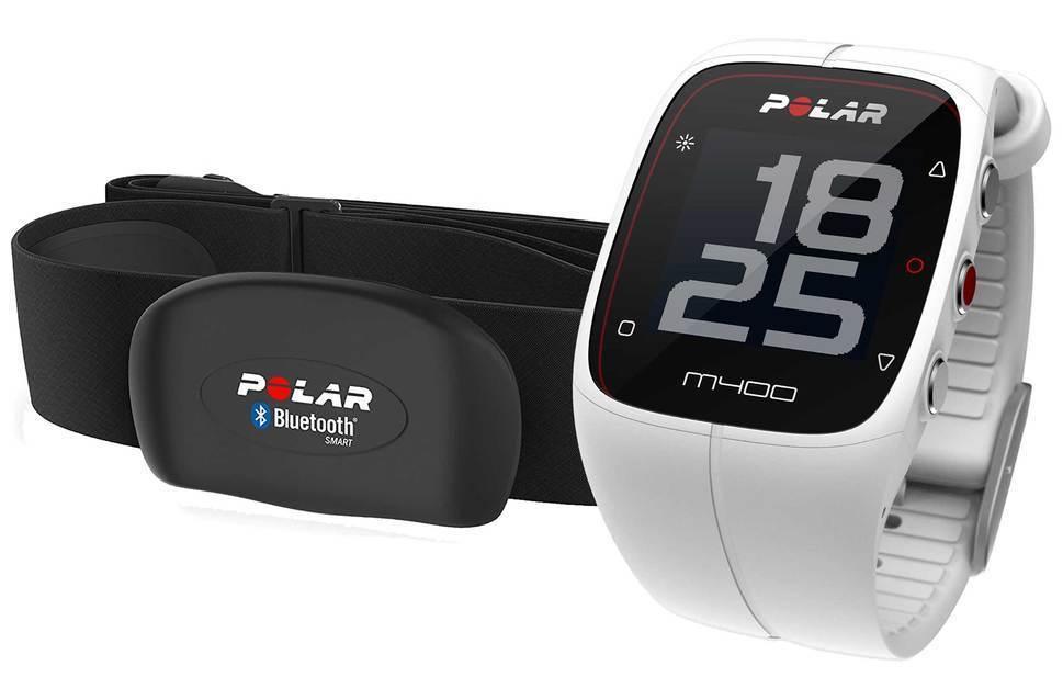 Polar M 400 NEU GPS Multi Sport Triathlon Uhr Triathlon Ironman Challenge m.GURT