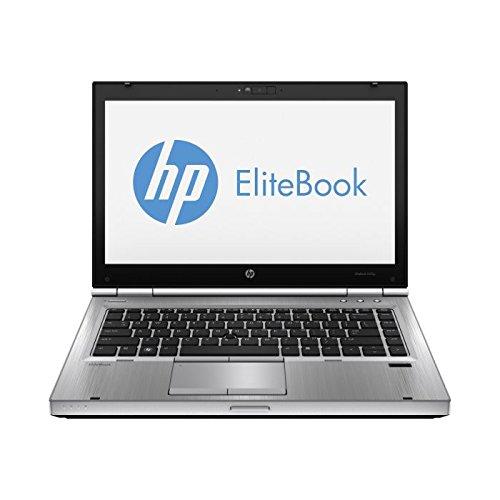 HP Elitebook 8470p Notebook / Laptop | 14 Zoll Display | Intel Core i5-3210M @ 2,5 GHz | 4GB DDR3 RAM | 320GB HDD | DVD-Brenner | Windows 10 Pro vorinstalliert (Zertifiziert und Generalüberholt)