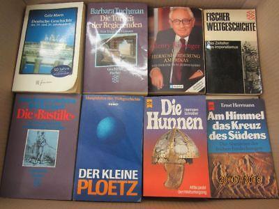 83 Bücher Taschenbücher  Kunst Kultur Geschichte Weltgeschichte