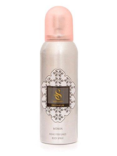 SANGADO Fragrances Parfüm-Deodorant Maiglöckchen, 150 ml