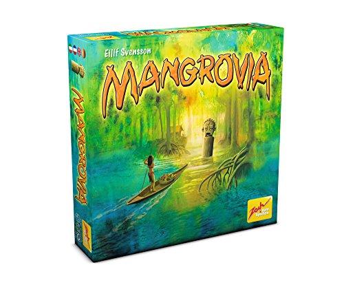 Noris Spiele Zoch 601105076 - Mangrovia, Familienspiel
