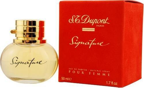 SIGNATURE von St Dupont für Damen. EAU DE PARFUM SPRAY 1.7 oz / 50 ml