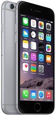 Apple iPhone 6 64GB Spacegrau LTE IOS Smartphone 4,7