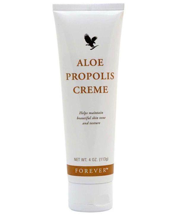 Aloe Propolis Creme für trockene und gereizte Haut geeignet- mit Bienenpropolis
