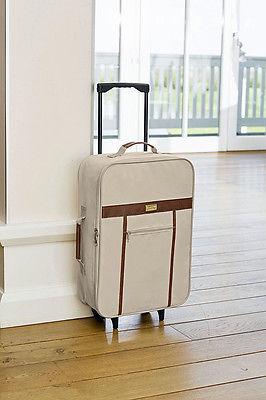 Reisekoffer Koffer Trolley Reisetrolley Bordgepäck Bordcase Teleskopgriff Rollen
