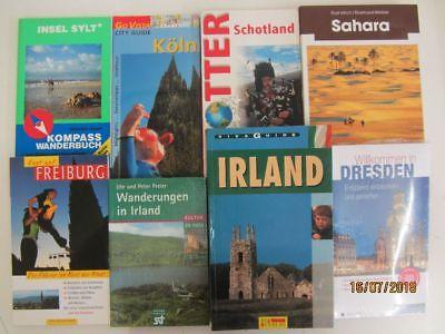 78  Bücher Reiseführer nationale und internationale Reiseführer