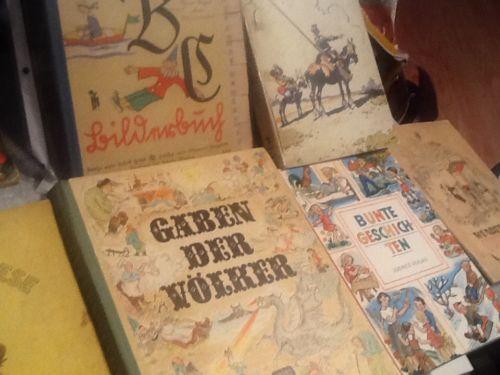 Konvolut,Sammlung,alte Kinderbücher, Mecki, U.v.a