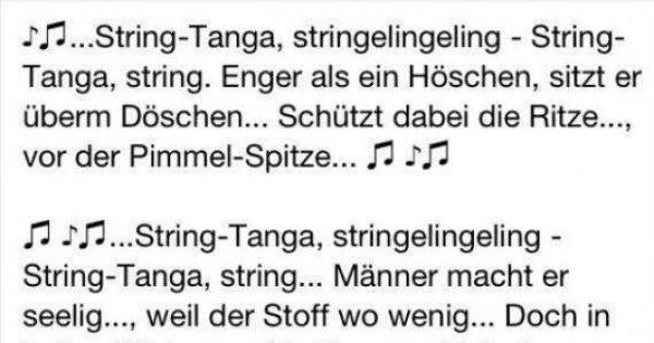 string tanga geschichten