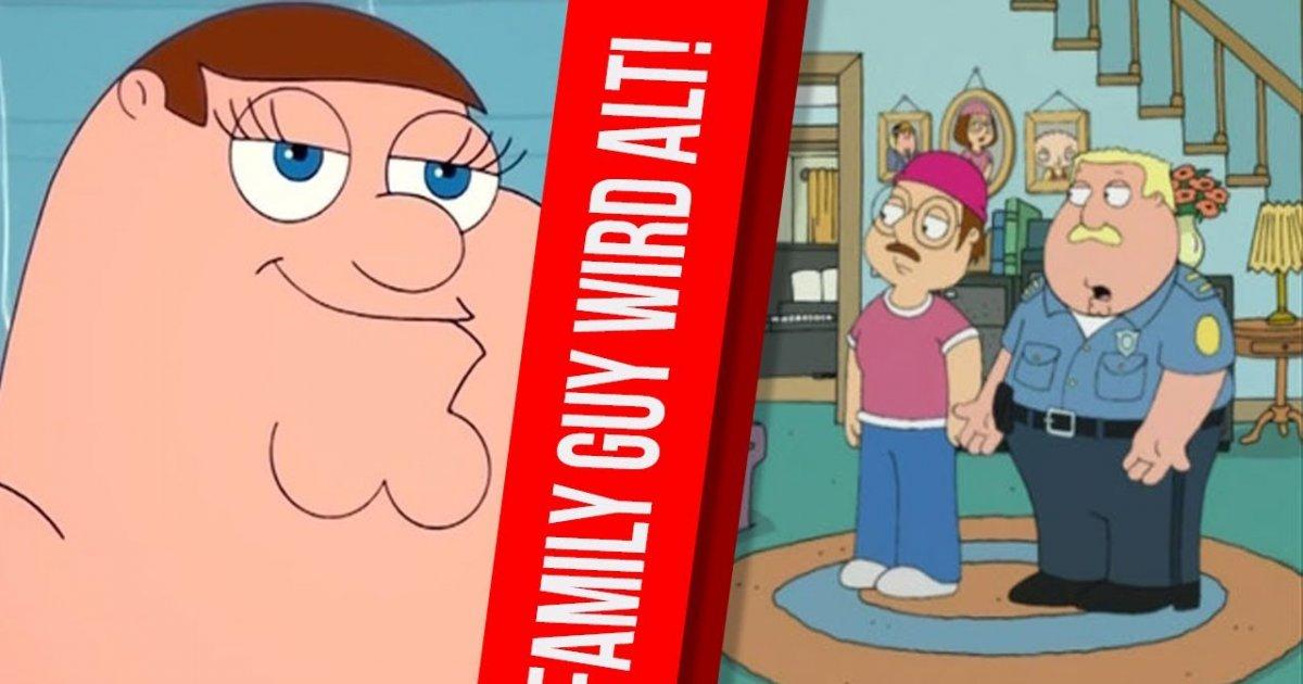 Family Guy Zeitreise Folgen