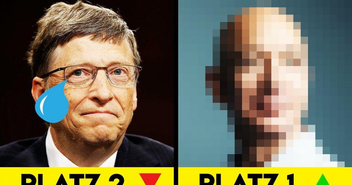 Die 8 Reichsten Menschen Der Welt