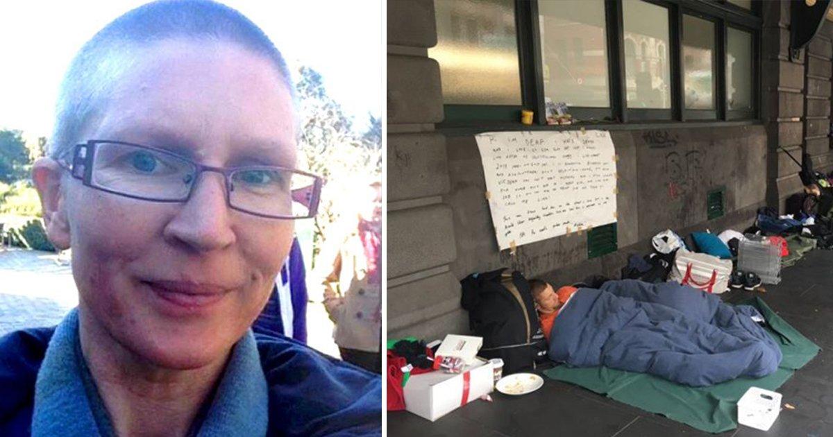 Frühere obdachlose Frau kauft 4 Häuser und lässt dort obdachlose Familien gratis wohnen